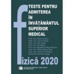 Fizica 2020 - Teste Grila pentru admitere UMF Carol Davila