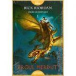 Eroul pierdut   Eroii Olimpului vol. 1 - Rick Riordan