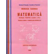 Mircea Ganga-Matematica manual pentru clasa a IX-a trunchi comun+curriculum diferentiat