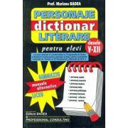 Dictionar - Personaje literare clasele V-XII. Badea