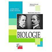 Biologie. Manual pentru clasa a XI-a. Mihail