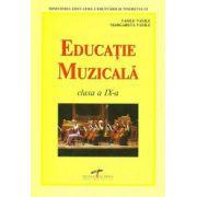 Educatie muzicala clasa a IX-a