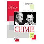 Chimie. Manual pentru clasa a XI-a C3. Fatu