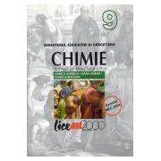 Chimie. Manual pentru clasa a IX-a. ANDRUH