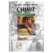 Chimie. Manual pentru clasa a IX-a. Fatu