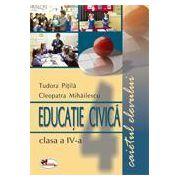 Educatie civica. Caietul elevului clasa a IV-a Pitila