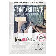 Contabilitate. Manual pentru clasa a X-a. ISAI