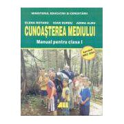 Cunoasterea mediului manual clasai a I