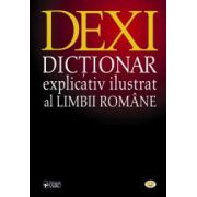 DEXI. Dicţionar explicativ ilustrat al limbii române
