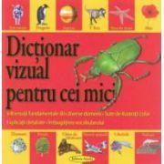 Dictionar vizual pentru cei mici