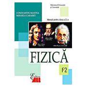 Fizica. Manual pentru clasa a XI-a F2. Mantea