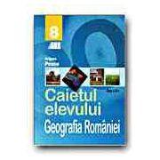 Geografia Romaniei. Caietul elevului pentru clasa a VIII-a. Posea