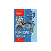 Limba germana. Manual pentru clasa a XI-a L1. Deutsch mit spass