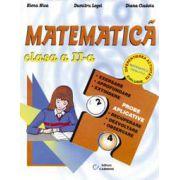 Matematica. Clasa a II-a. Diferentierea activitatii. Evaluare