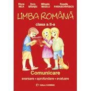 Limba romana. Clasa a II-a. Comunicare