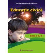 Educatie civica. Clasa a IV-a
