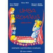 Limba romana. Comunicare. Clasa a IV-a