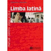 Limba latina. Manual pentru clasa a IX-a