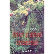 Arbori si arbusti ornamentali