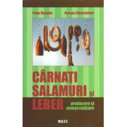 Carnati salamuri si leber - Producere si comercializare