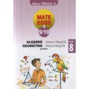 Algebra, geometrie - clasa a VIII-a, partea I (anul scolar 2009-2010)