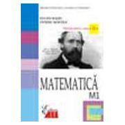 Matematica. Manual pentru clasa a XII-a M1.