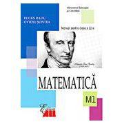 Matematica. Manual pentru clasa a XI-a M1. Radu