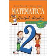 Matematica pentru clasa a II-a - Caiet partea a II a- Pacearca, Mogos