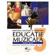 Educatie muzicala – manual. Clasa a III-a - Sofica Matei