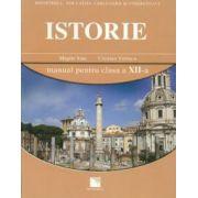 Istorie. Manual pentru clasa a XII-a