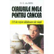 Ceaiurile mele pentru cancer