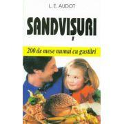 Sandvisuri - 200 de mese numai cu gustari