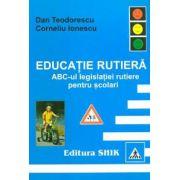 Educatie rutiera- ABC-ul legislatiei rutiere pentru scolari