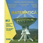 Matematica. Manual M2 Cl. a XI-a
