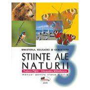 Stiinte ale naturii. Manual pentru clasa a III-a - Pitila