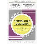 Tehnologie Culinara - Manual cl. a X a,  a XI a, a XII a, profil alimentatie publica