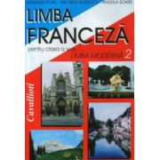 Limba franceza L2. Manual pentru cl a VI-a.
