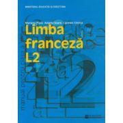 Limba franceza L2. Manual pentru clasa a XI-a. Mariana Popa