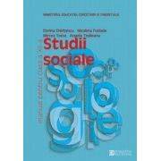 Studii sociale. Manual pentru clasa a XII-a