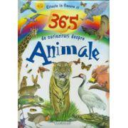 Citeste in fiecare zi 365 de curiozitati despre animale