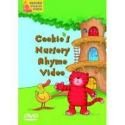 Cookie and friends DVD. Cookie`s nursory ahyme video