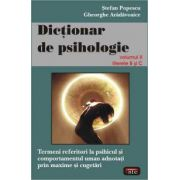 Dictionar de psihologie vol. 2