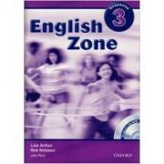English Zone Level 3 Workbook with CD-ROM Pack