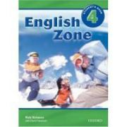 English Zone Level 4 Student's Book