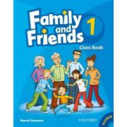Family & Friends Level 1 Classbook and MultiROM Pack