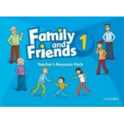 Family & Friends Level 1 Teacher's Resource Pack