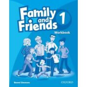 Family & Friends Level 1 Workbook