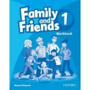 Family & Friends Level 1 Workbook