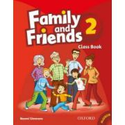 Family & Friends Level 2 Classbook and MultiROM Pack