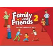 Family & Friends Level 2 Teacher's Resource Pack